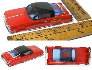 1967-Ideal-Motorific-1-43-Plymouth-Barracuda-Body-Slot-Car-039-ish-NOS-OEM-UNUSED-A