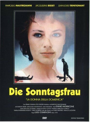 Die Sonntagsfrau - J. Louis Trintignant, J. Bisset, M. Mastroianni + Booklet