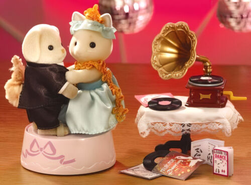 Sylvanian Families Calico Critters Waltzing Figures Set