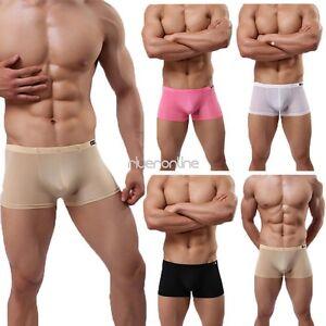 33384dd874f Men s Compression Boxer Gym Sports Shorts Briefs Tight Swim ...
