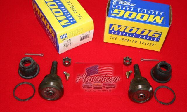 PONTIAC 1984-1987 Fiero 2x Lower Ball Joints (pair) MOOG # K6273  84 85 86 87