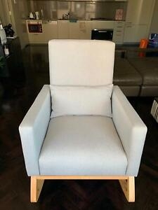 Superb Details About Aldi Rocking Chair Brand New Perfect Condition Creativecarmelina Interior Chair Design Creativecarmelinacom