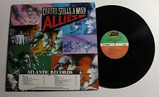 CROSBY STILLS & NASH Aliens LP Atlantic Rec 80075-1 US 1983 VG++ GSP 00A