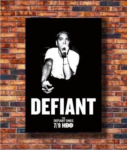 New The Defiant Ones 2017 TV Show Eminem Poster 14x21 24x36 Art Gift X-2861