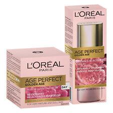 L'Oreal Paris Age Perfect Golden Age Day Cream + Serum for Mature Skin