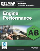 Ase Test Preparation - A8 Engine Performance (delmar Learning`s Ase Test Prep Se on sale