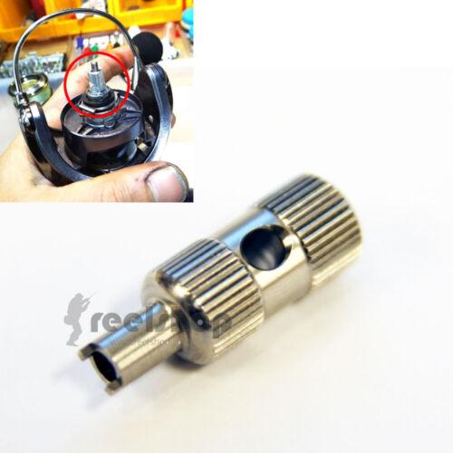 REELSHOP Daiwa 15 Exist Certate Luvias Shaft Screw Remover Screwdriver Tool #A1