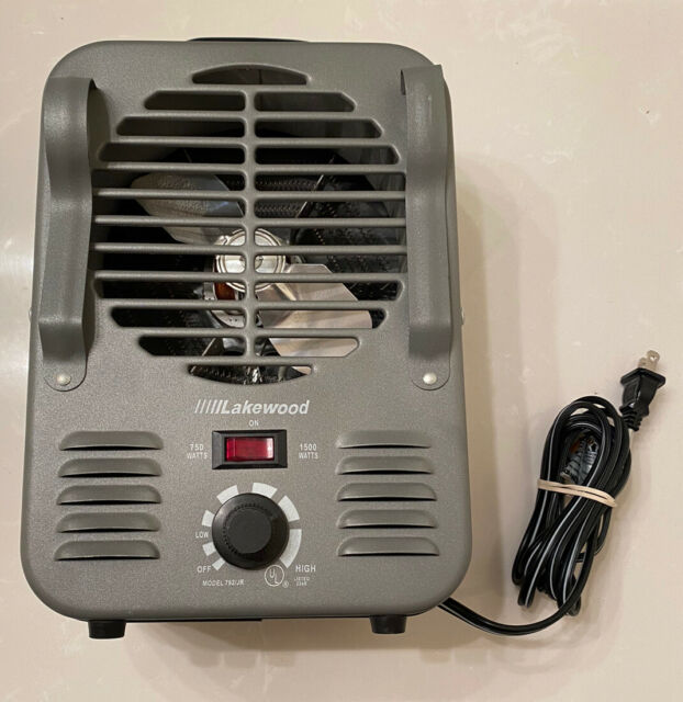 LAKEWOOD PORTABLE ELECTRIC Heater Model