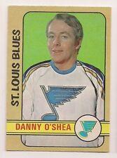 1972-73 OPC #201 DANNY O'SHEA ST.LOUIS BLUES  O-PEE-CHEE