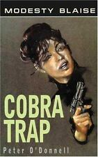Cobra Trap (Modesty Blaise series)-ExLibrary