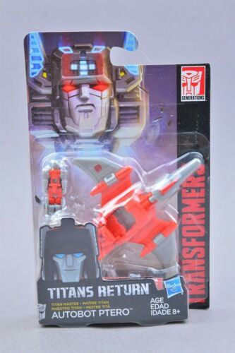 Transformers Titans retours PTERO MOSC Masters NEUF