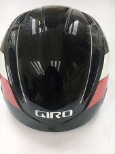 GIRO 2014 AIR ATTACK SHIELD HELMET BLACK RED Small BRAND NEW 2038959
