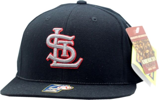 a7b79dee5f0 St. Louis Cardinals American Needle Cooperstown Collection Fitted Hat-SL1517
