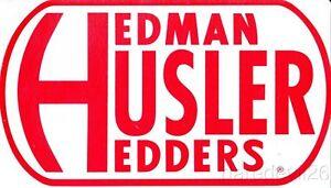 Hedman hustler hedders