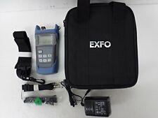 Exfo Fls 600 Singlemode Fiber Optic Light Source Fls 600 Fls 600 23bl El