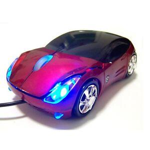Regalo-USB-Kart-III-Extremo-Carrera-optico-Portatil-PC-COCHE-Raton-Scroll-RED-UK
