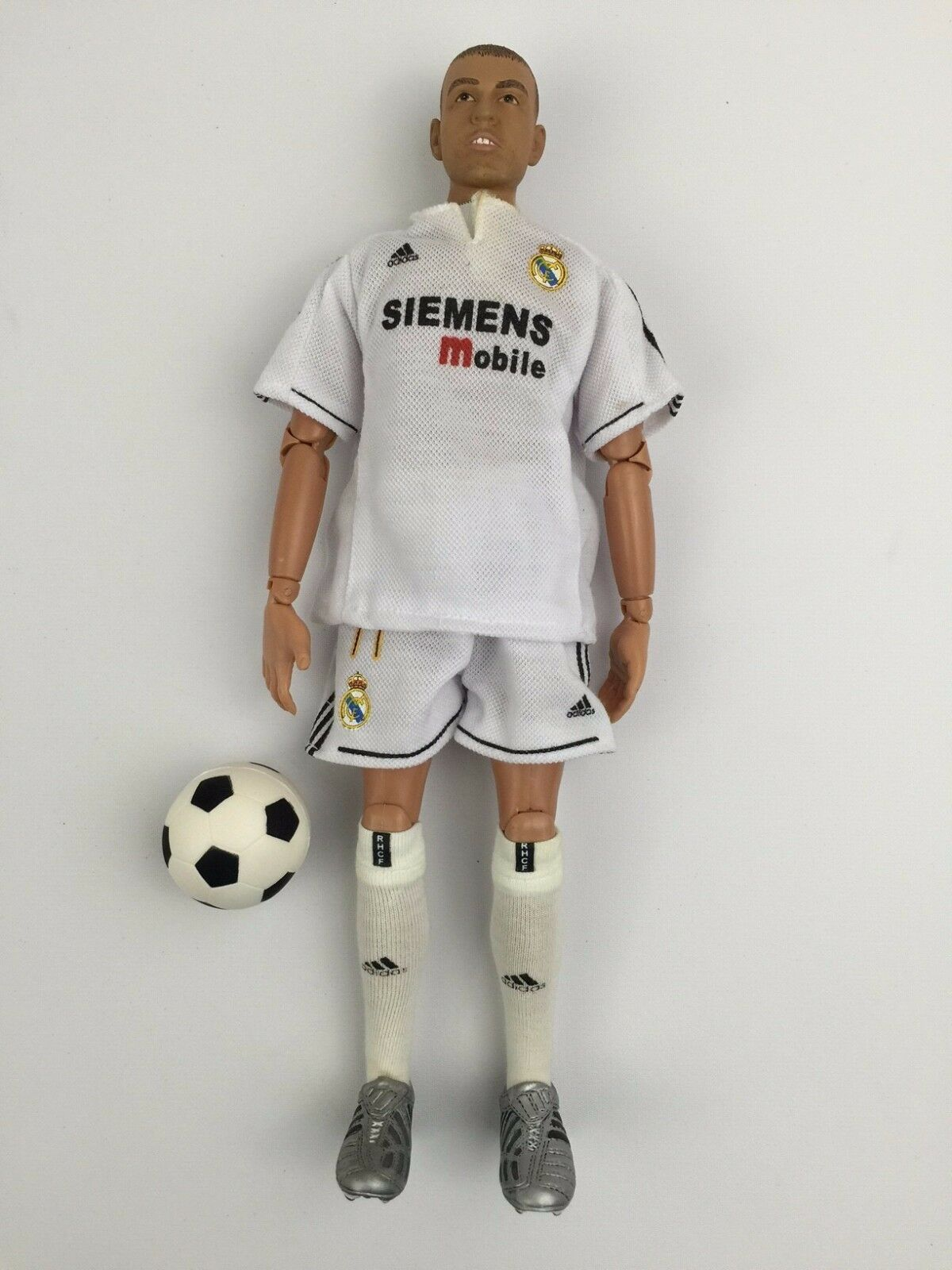 Soccer Action Figure Ronaldo 1/6th Scale Action Figure Made By GameToy
