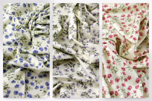 Miniature Fruits Print Combed Cotton Poplin Dress Fabric PH-5575-B-M