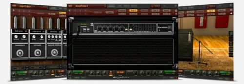 IK MULTIMEDIA BLITZVERSAND ✔⚡ AMPLITUBE SVX  LIMITING AMPLIFIER