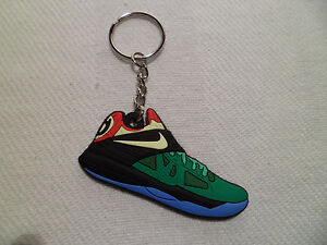 9bf12275e29d Image is loading NIKE-KD-4-WEATHERMAN-KEYCHAIN-NERF-AUNT-PEARL-