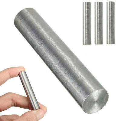 "1x 99.95% Pure Tungsten W Metal Rod Diameter 2/5"" inch 10mm ,Length 2"" inch 50mm"