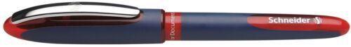 Textmarker One Highlighter Tintenroller Schneider One Business 0.6mm 4er-Set