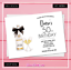Personalised-Birthday-Invitations-Rustic-Party-Invites-30th-40th-50th-60th-70th thumbnail 6