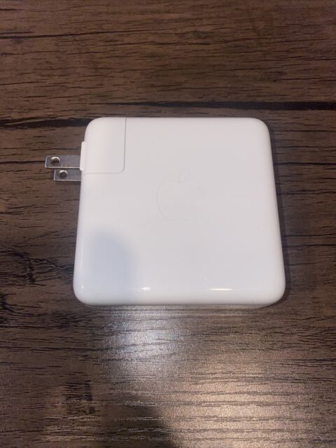New OEM Authentic Apple 87W USB-C Power Adapter A1719 for New MacBook 2019-2021