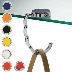 Image Is Loading Fashion Home Handbag Hook Hanger Table Bag Holder