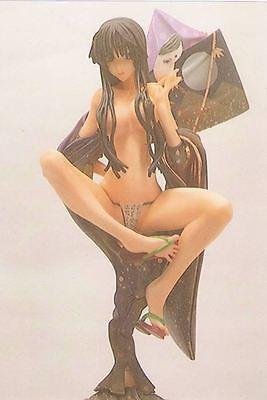 Kuka Sexy Japanese girl 1/8 Unpainted Figure Model Resin Kit