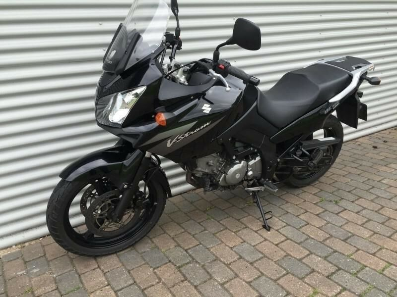 Suzuki, DL 650 V-Strom, 645