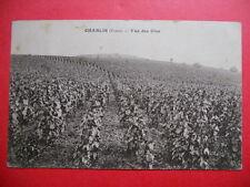 CHABLIS  :  Vue des Clos........VO.1929.