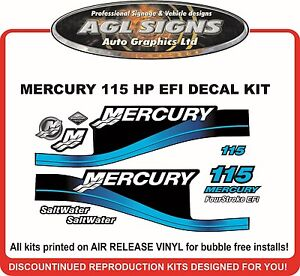 2004-MERCURY-115-HP-Fourstroke-EFI-Reproduction-Saltwater-Decals