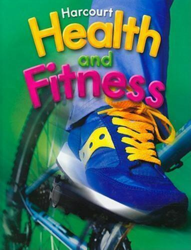 Health and Fitness  - Grade 4 Textbook by Harcourt School Publishers Staff 1