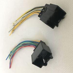 car radio stereo female wiring harness kit aftermarket for. Black Bedroom Furniture Sets. Home Design Ideas