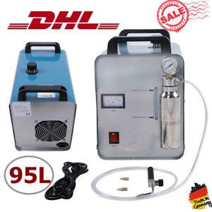 400W Oxygen-Hydrogen Generator Water Welder Flame Polishing Machine 95L DHL