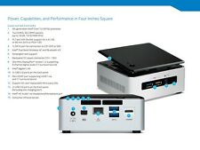 Intel NUC Kit NUC5i3RYH 5th Gen Core i 3 5010u /GigE- WLAN ,BT 4.0 (Barebone PC)