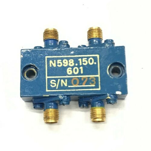 2-4GHZ 3DB COAXIAL DIRECTIONAL COUPLER N598150601