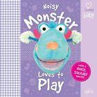 Monster by Bonnier Books Ltd (Board book, 2013)