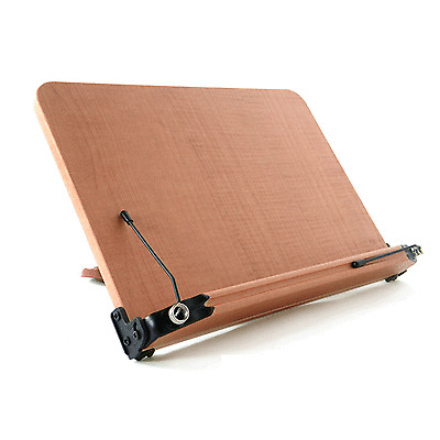 (ch)Size-S. Portable Reading Book Stand Document Notebook Holder Bookstands gift