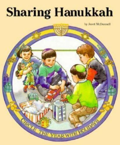 Sharing Hanukkah by Janet McDonnell