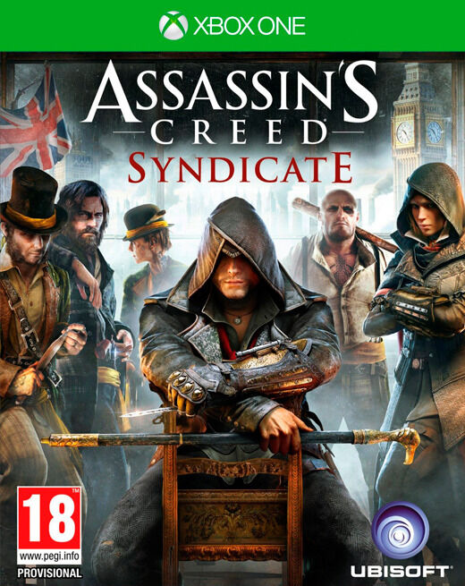 Xbox One Assassin's Creed: Syndicate (brand new)