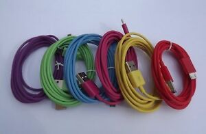 Colourful-2M-USB-Micro-USB-Sync-Charge-Cable-For-Telstra-4GX-Buzz-Evolution-T80