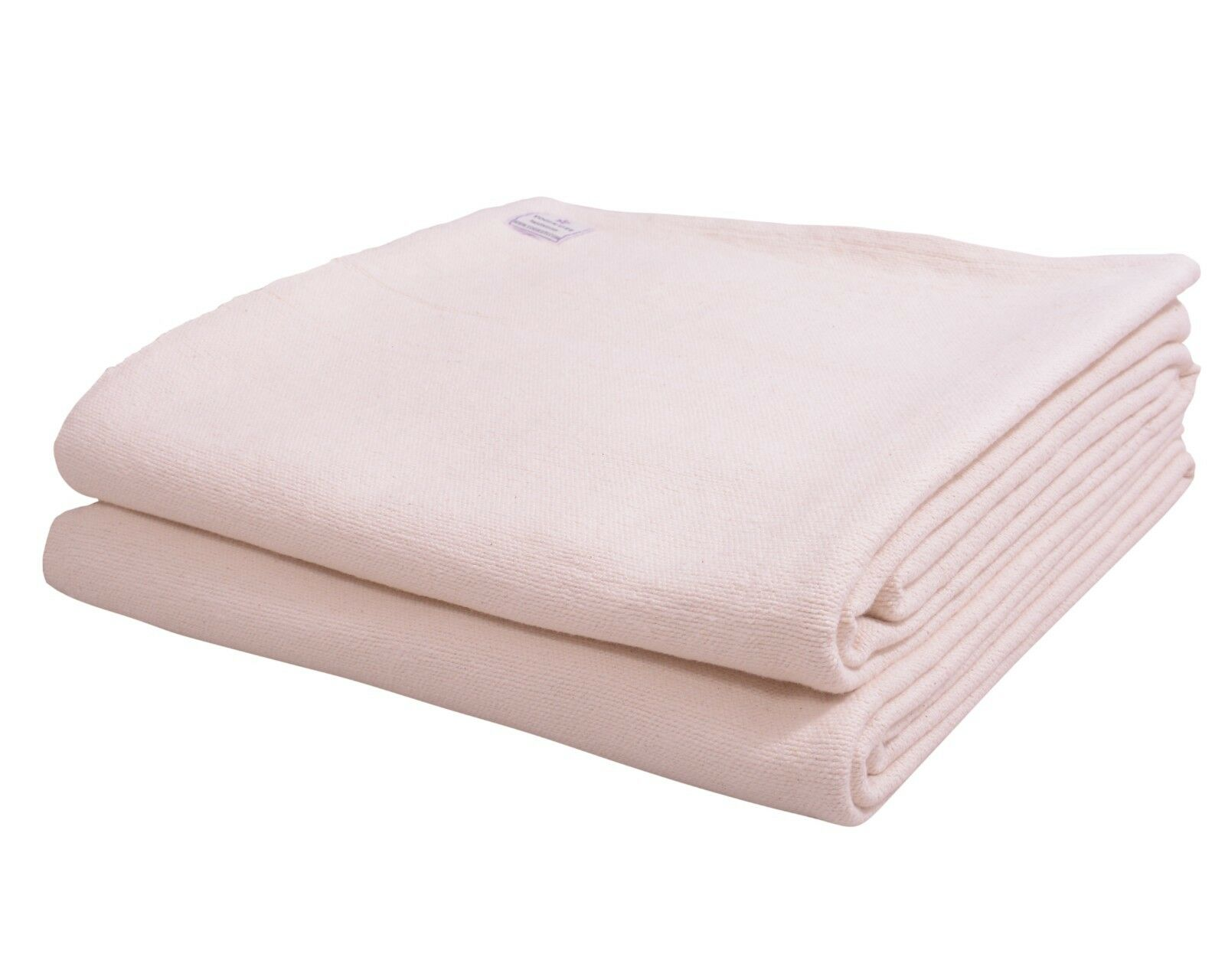 100% COTTON BEST QUALITY YOGA BLANKETS (SET OF 2) WITH FREE SHIPPING