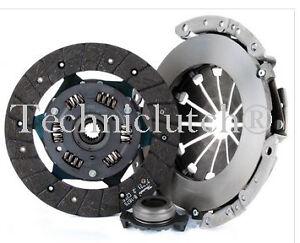 3-Pieces-Kit-d-039-embrayage-roulement-228-mm-VW-GOLF-PLUS-2-0-FSI