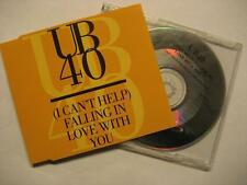 """UB 40 """"I CAN'T HELP FALLING IN LOVE WITH YOU"""" - MAXI CD"""