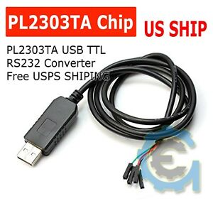USB-To-RS232-TTL-UART-PL2303HX-Converter-USB-to-COM-Arduino-Cable-Adapter-Module