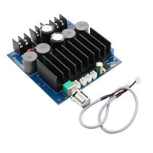 Details about New TDA7498 BTL 100W+100W High-power Digital Amplifier Board  AMP With Radiator