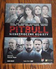 Pitbull. Niebezpieczne kobiety (DVD + Ksiazka) - Region 2 (UK)