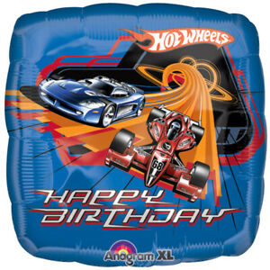 HOT-WHEELS-BALLOON-17-034-BIRTHDAY-HOT-WHEELS-PARTY-SUPPLIES-ANAGRAM-BALLOON